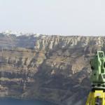 Μείωση Κατολισθητικής Επικινδυνότητας στα πρανή της Καλδέρας περιοχή Αθηνιού Δήμος Θήρας