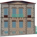 Μελέτη Διατηρητέου Κτιρίου - Δήμος Κρεστένων