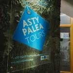 Μελέτη - Κατασκευή τουριστικού γραφείου ASTYPALEA TOURS